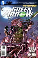 Green Arrow Vol 5 7