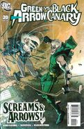Green Arrow and Black Canary 20