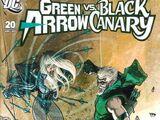 Green Arrow and Black Canary Vol 1 20
