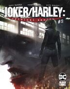 Joker Harley Criminal Sanity Vol 1 2