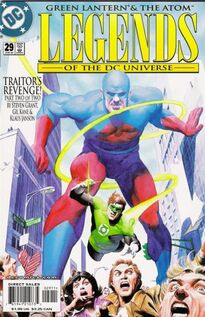 Legends of the DC Universe Vol 1 29