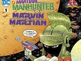 Martian Manhunter/Marvin the Martian Special Vol 1 1
