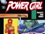Power Girl Vol 2 5
