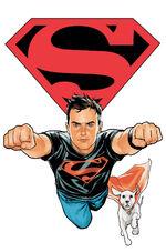 Superboy Vol 5 3 Textless