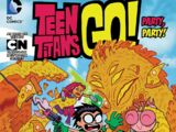 Teen Titans Go!: Party, Party (Collected)