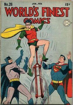 World's Finest Comics 26