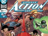 Action Comics Vol 1 1021