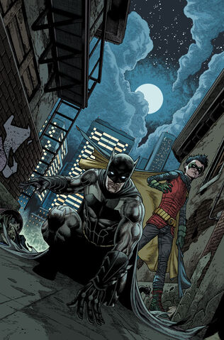 File:Batman Incorporated Vol 2 4 Textless Variant.jpg