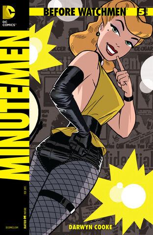 File:Before Watchmen Minutemen Vol 1 5 Combo.jpg