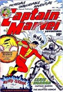 Captain Marvel Adventures Vol 1 138