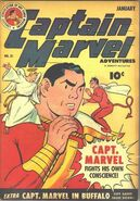 Captain Marvel Adventures Vol 1 31