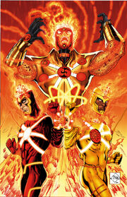 Firestorm Matrix 002