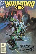 Hawkman Vol 4 5