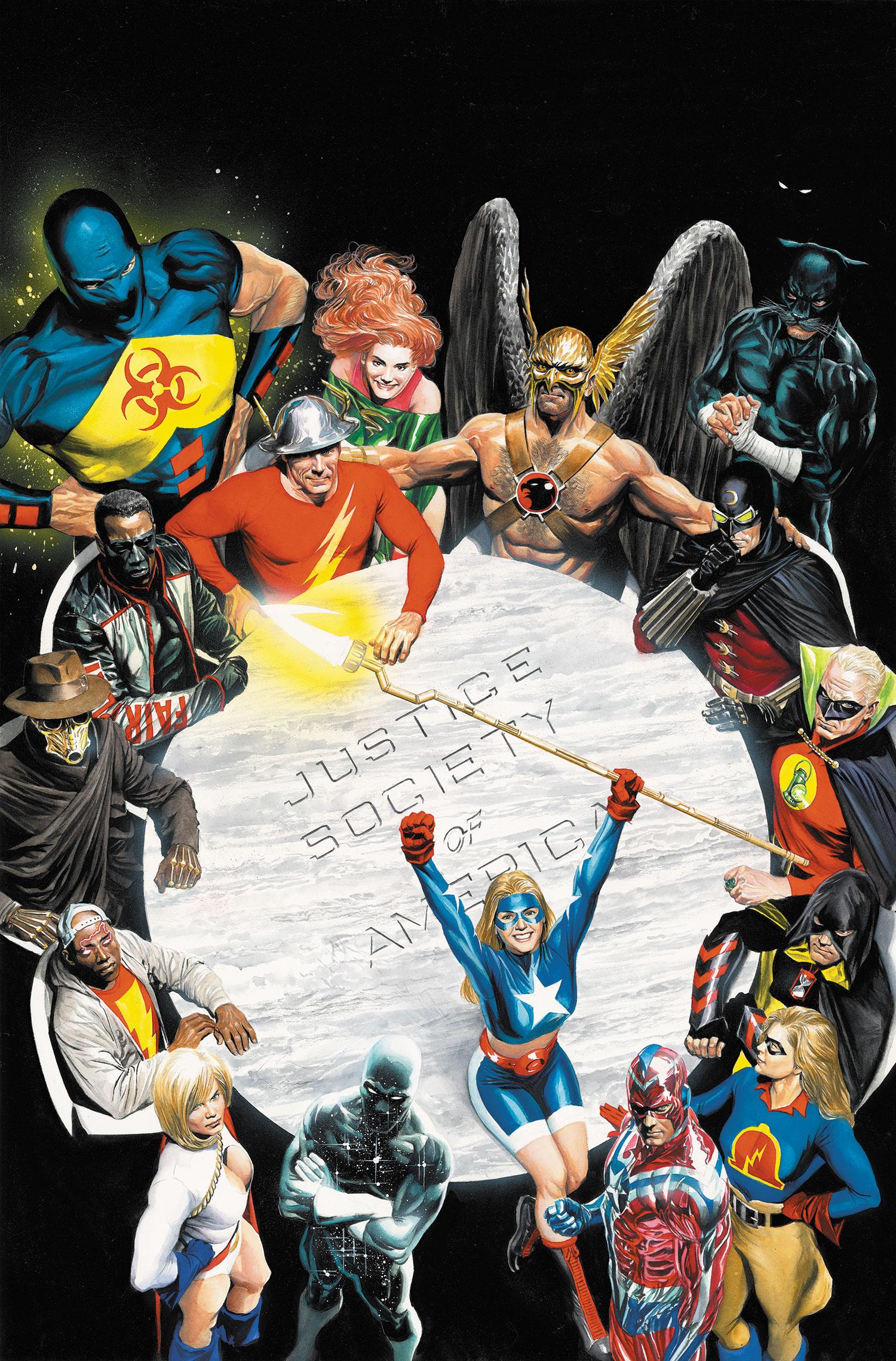 JSA (disambiguation) | DC Database | Fandom