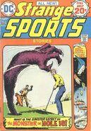 Strange Sports Stories Vol 1 6