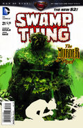 Swamp Thing Vol 5 21