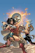 Wonder Woman Vol 5 54 Textless