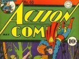 Action Comics Vol 1 60
