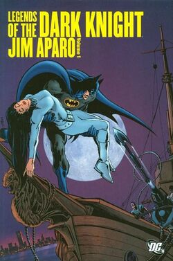 Cover for the Batman: Legends of the Dark Knight - Jim Aparo Vol 1 Trade Paperback