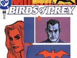 Birds of Prey Vol 1 40