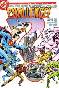 DC Challenge 1