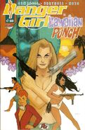 Danger Girl Hawaiian Punch Noto Cover