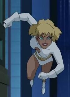 Galatea (DCAU) | DC Database | FANDOM powered by Wikia