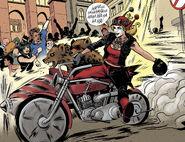 Harleen Quinzel Gotham City Garage 001