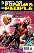 Infinity Man and the Forever People Vol 1 5