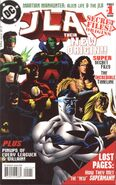 JLA Secret Files and Origins 1