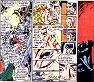 Kara Zor-El (Earth-One) dies