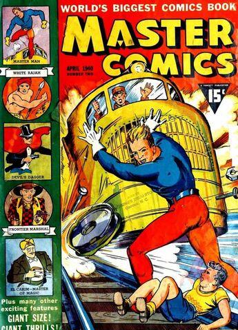 File:Master Comics 2.jpg