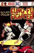 Richard Dragon Kung-Fu Fighter Vol 1 4