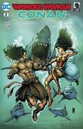 Wonder Woman Conan Vol 1 2