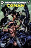 Wonder Woman Conan Vol 1 6
