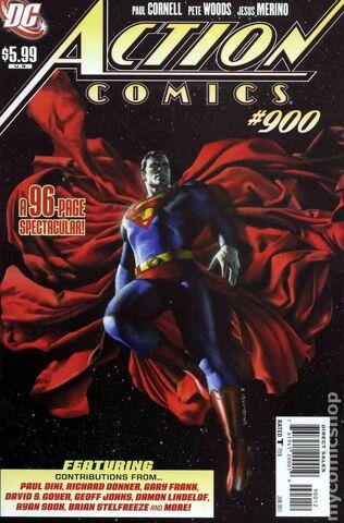 File:Action Comics Vol 1 900 Second Printing Variant.jpg