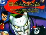 Batman Beyond: Return of the Joker Vol 1 1
