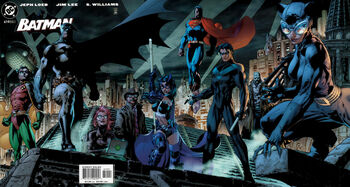 [[Batman Family]] Gatefold