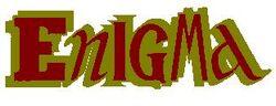 Enigma Vol 1 Logo