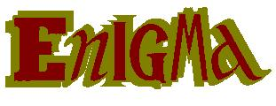 File:Enigma Vol 1 Logo.jpg
