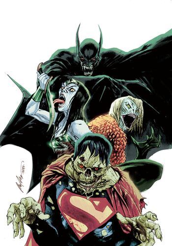 Textless Monsters of the Month Variant