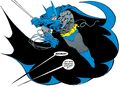 Lady Clay as Batman from Detective Comics 605