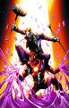 The Flash Vol 4 41 Textless Joker Variant