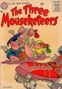The Three Mouseketeers Vol 1 1