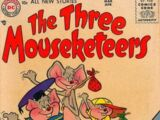 The Three Mouseketeers Vol 1