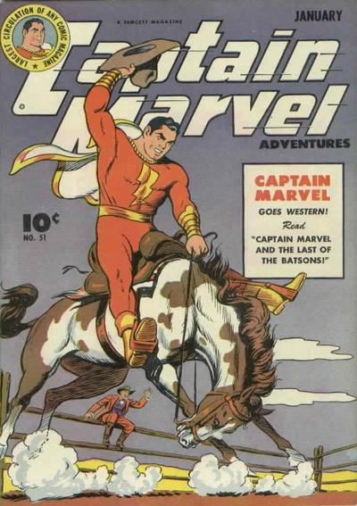 captain marvel 51