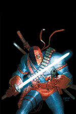 Faces of Evil Deathstroke 01