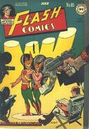 Flash Comics 85