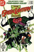 Green Lantern Corps Vol 1 201