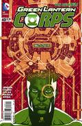 Green Lantern Corps Vol 3 40